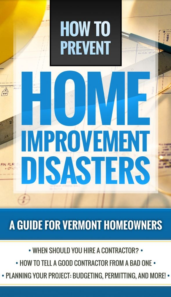 Home Improvement Disasters
